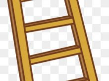 Ladder clipart. Png wood download pretty