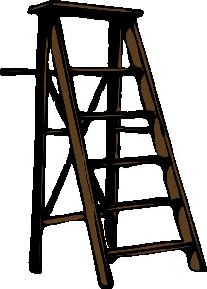 Ladder clipart. Clip art at clker