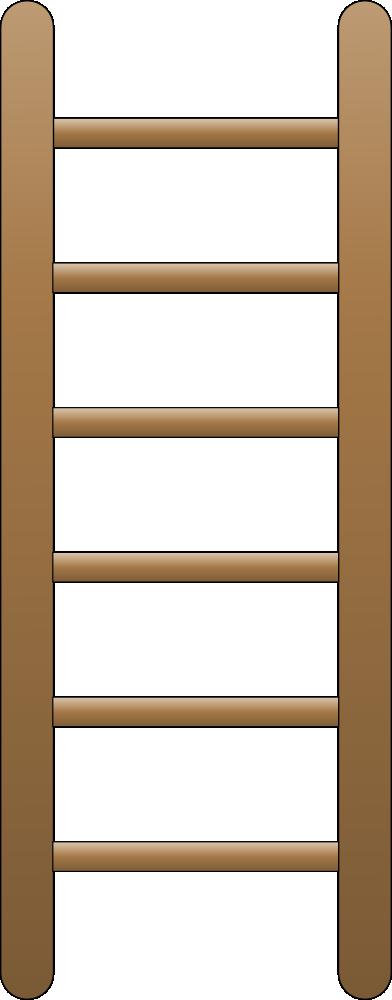 Ladder clipart. Onlinelabels clip art flat
