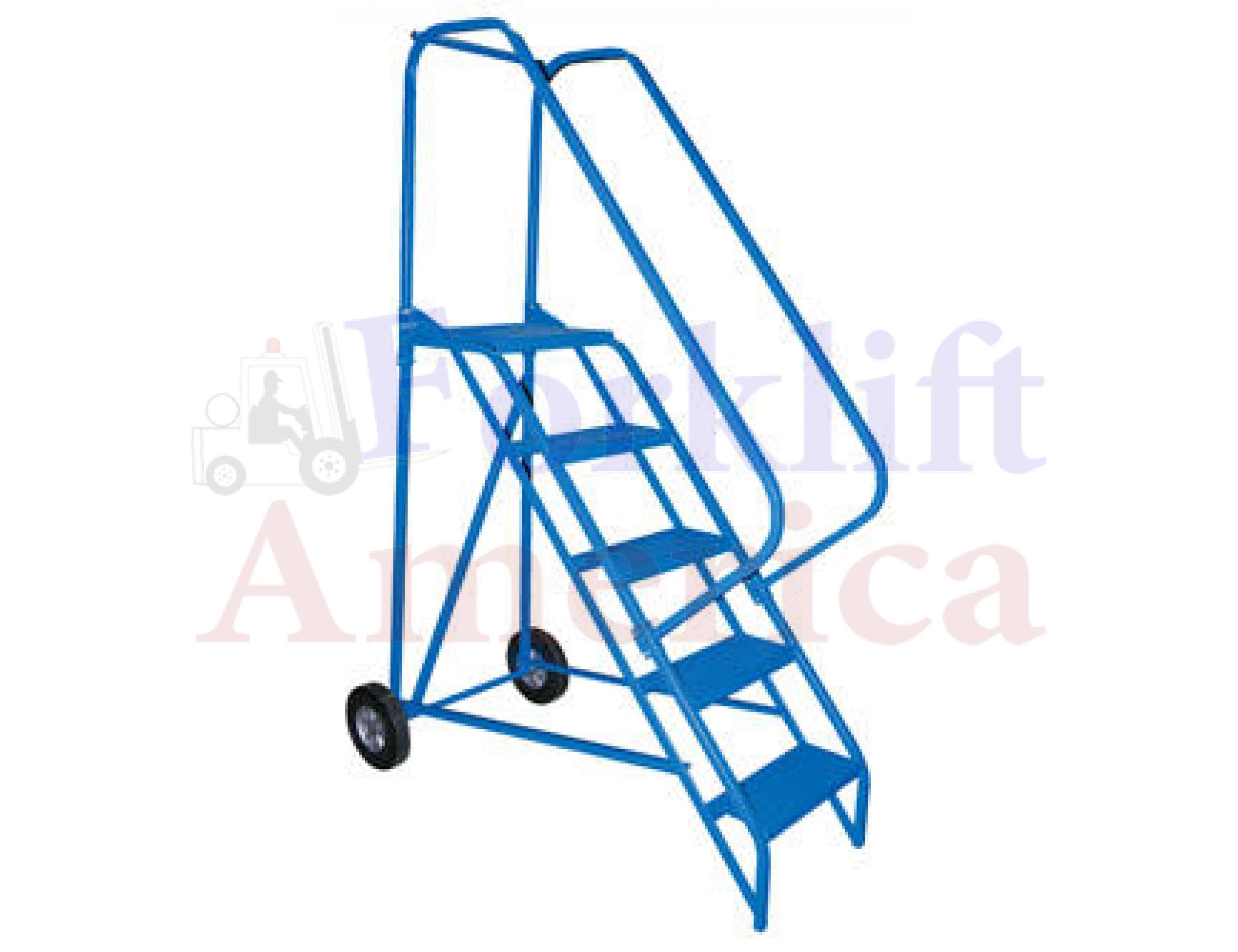 Ladder clipart 8 step. Roll a fold grip