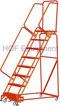 Ballymore wa . Ladder clipart 8 step