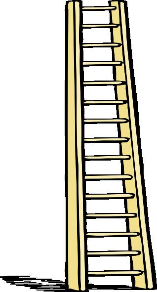 Ladder clipart. Plain clip art at