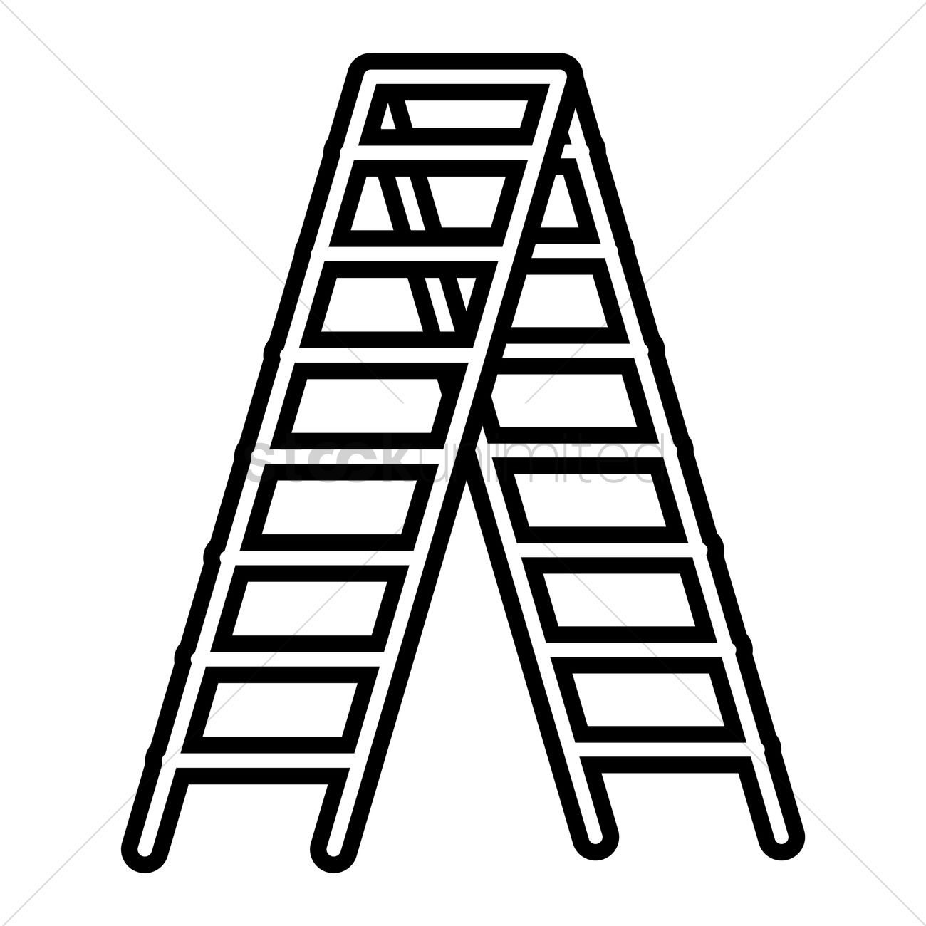 Ladder clipart black and white. Intended for your inspiration