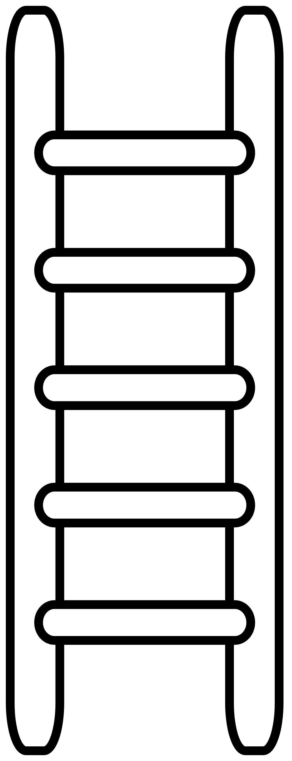 File h raldique meuble. Ladder clipart black and white