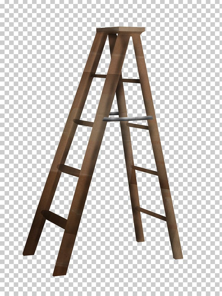 Stairs a frame png. Ladder clipart brown
