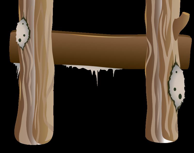 Ilmenskie zutto tile cap. Ladder clipart brown