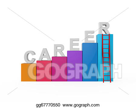 Ladder clipart career ladder. Drawing isolated gg