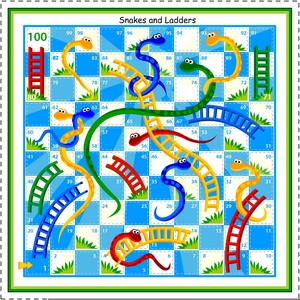 Chutes and ladders free. Ladder clipart chute
