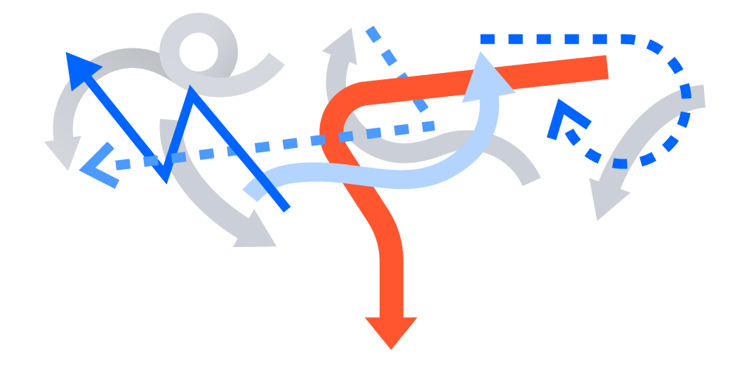 pathway clipart career ladder