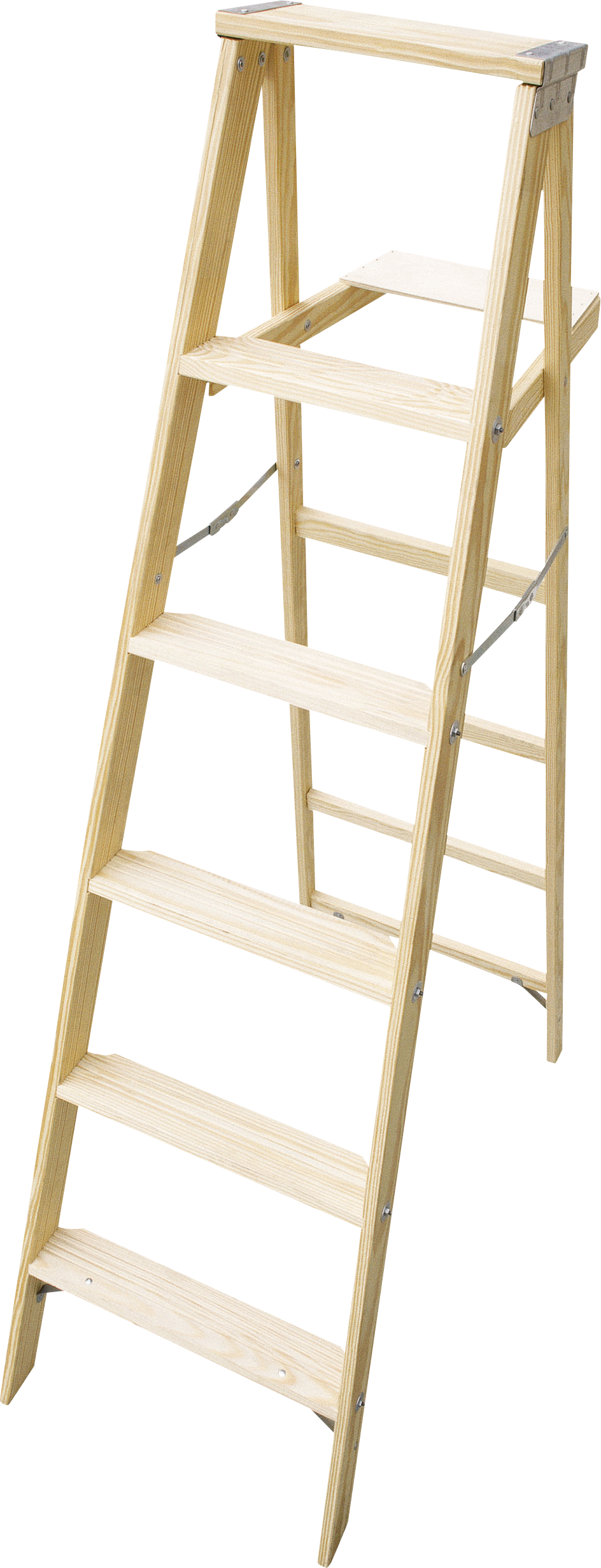 amazing wooden png. Ladder clipart extension ladder