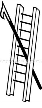 Ladder clipart fire ladder. Free download best on