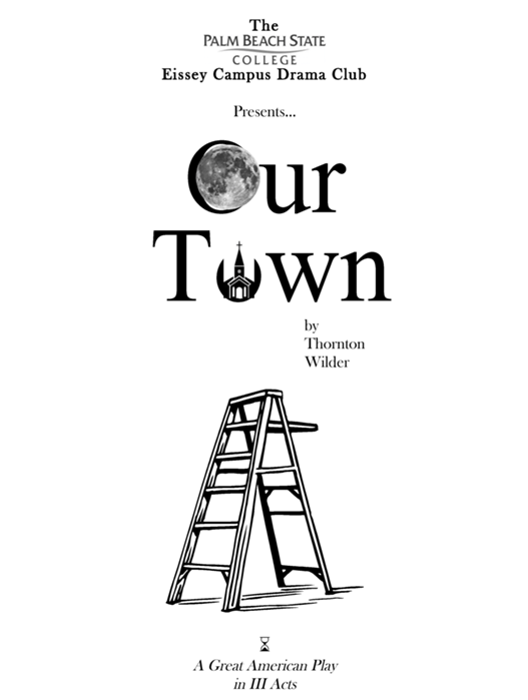 Poster images gallery for. Ladder clipart our town