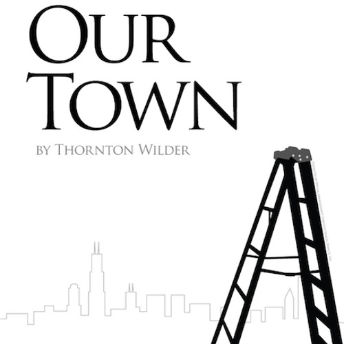 Ladder clipart our town. Podcast amanda taylor by