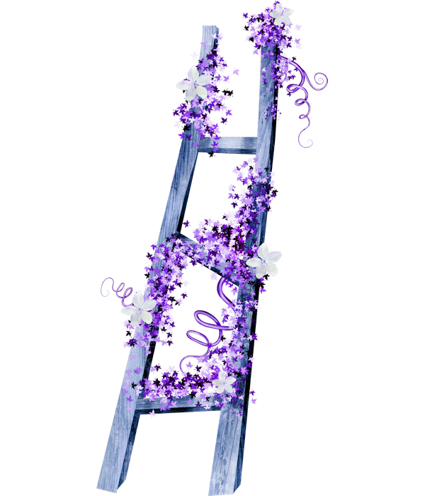 Monkey android clip art. Ladder clipart purple