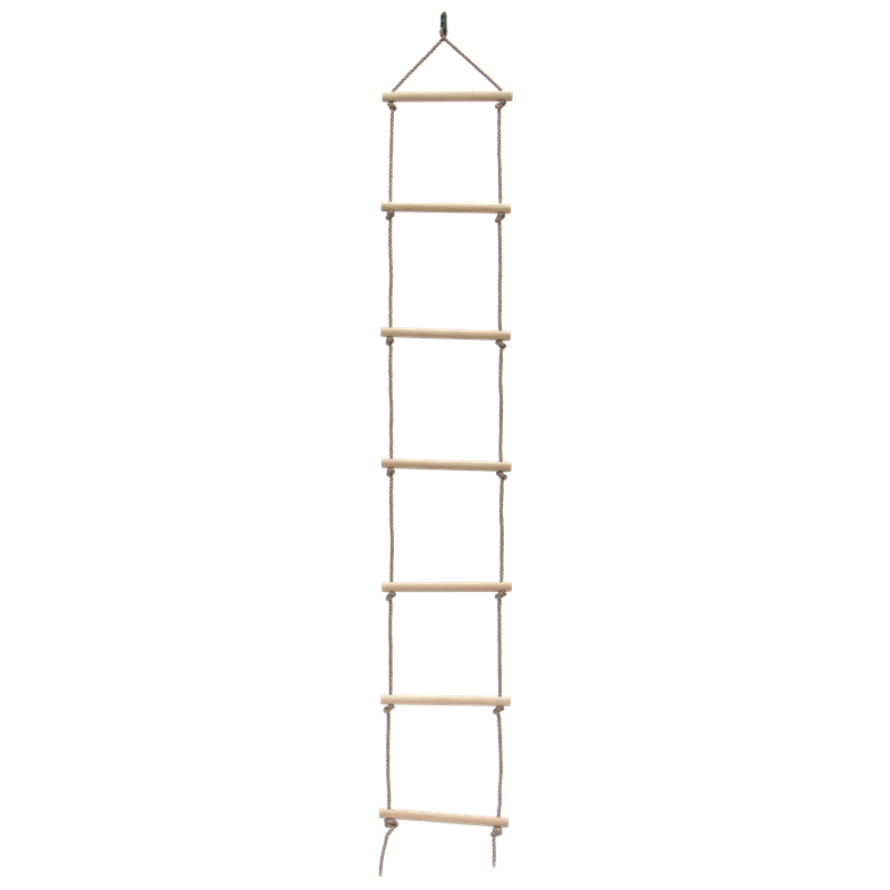 Climbing png cheap tree. Ladder clipart rope ladder