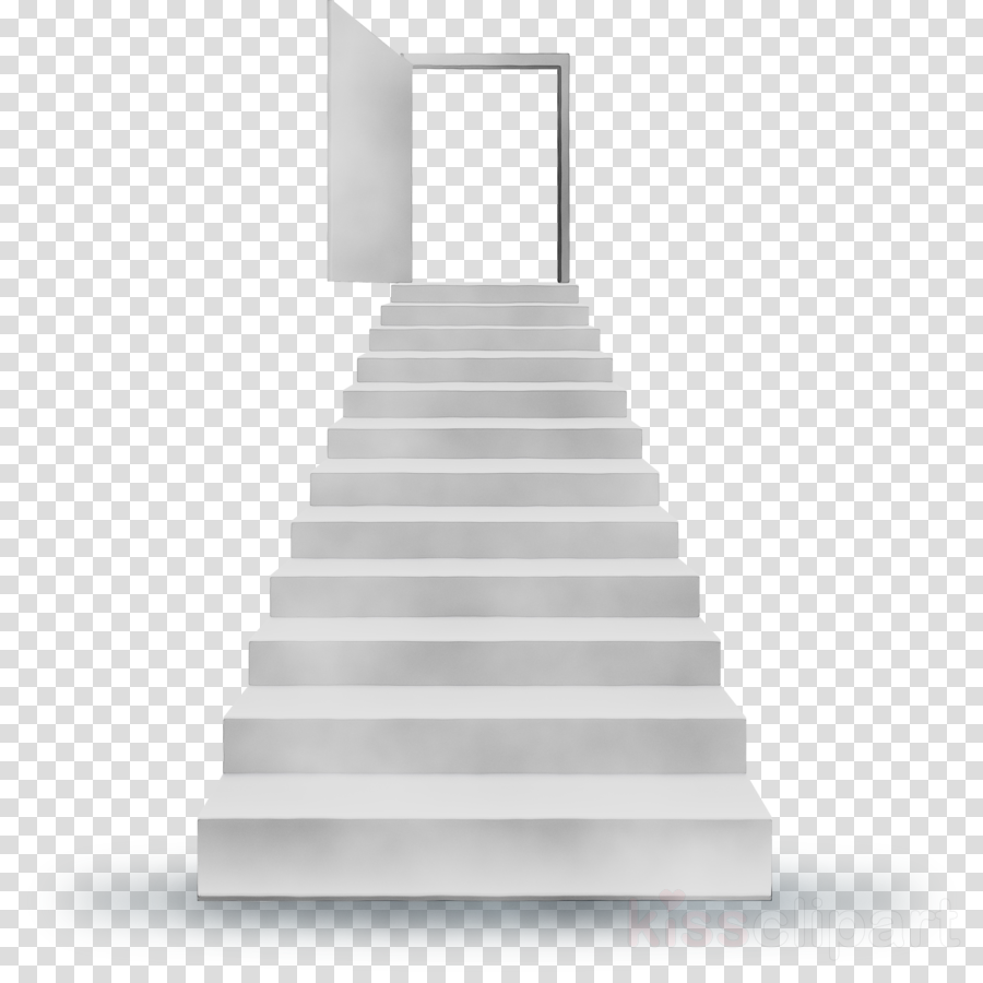 Ladder clipart staircase. Cartoon illustration stairs