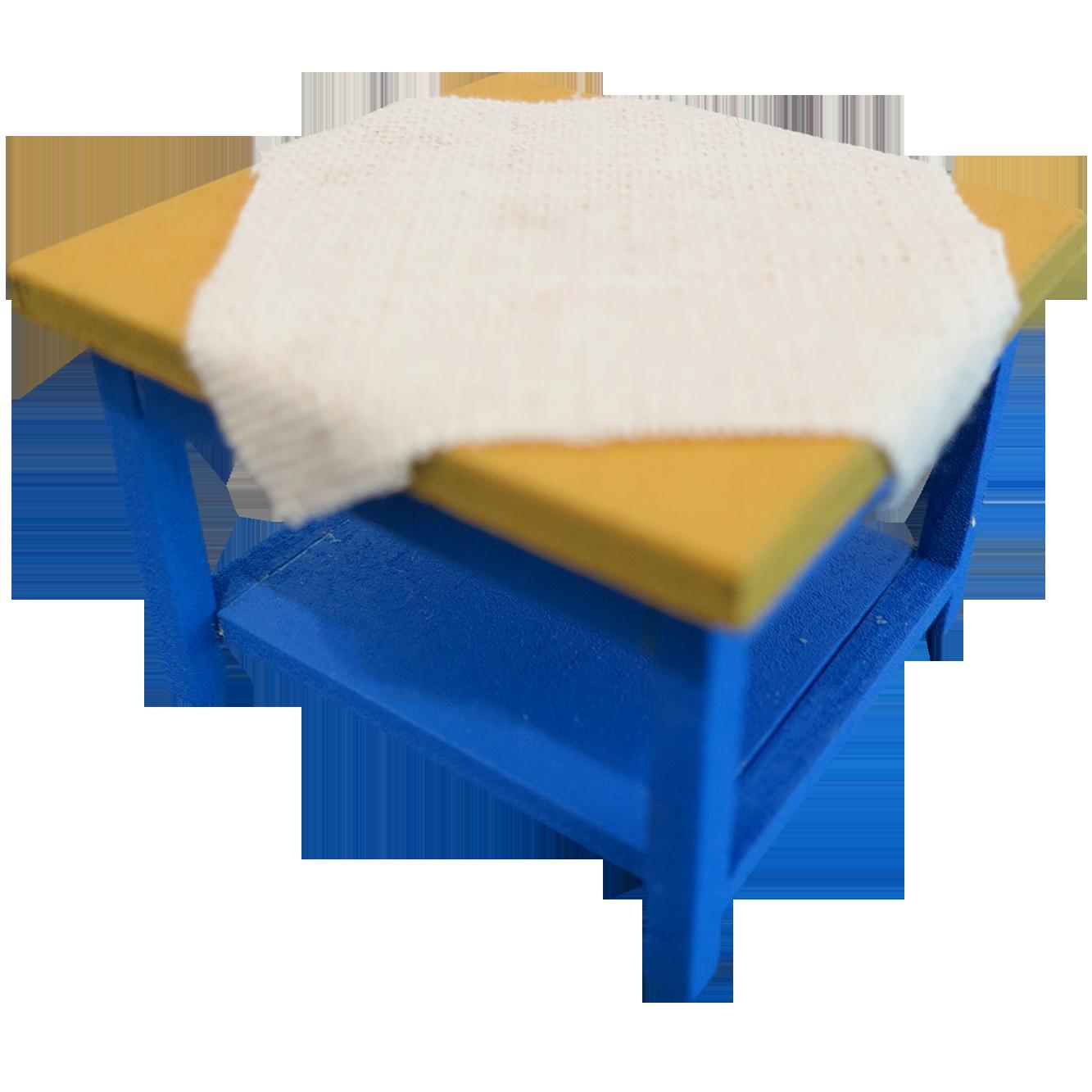 Miniature kit pre sen. Ladder clipart step stool