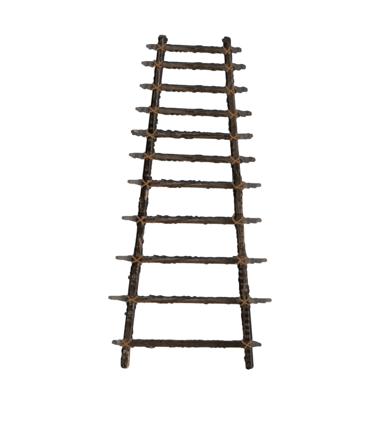 best rope transparent. Ladder clipart tall ladder
