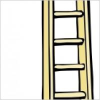 Clip art panda free. Ladder clipart tall ladder