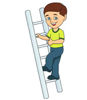 Free cliparts download clip. Ladder clipart to climb