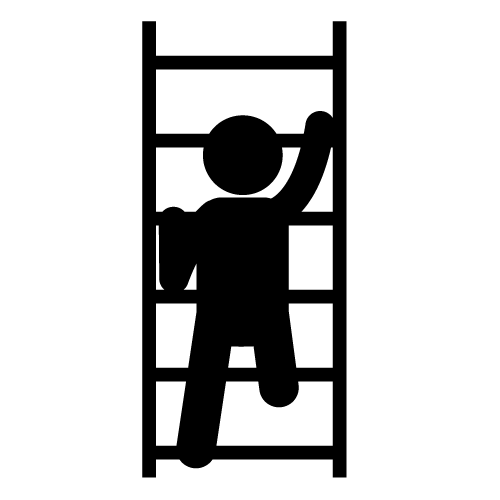 Ladder clipart to climb. Free white cliparts download