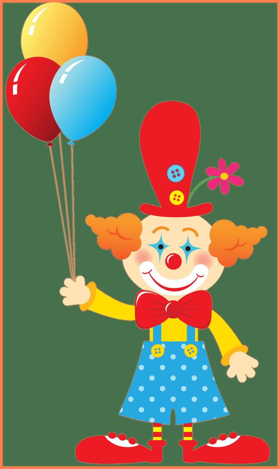 Appealing photo by danimfalcao. Lady clipart clown