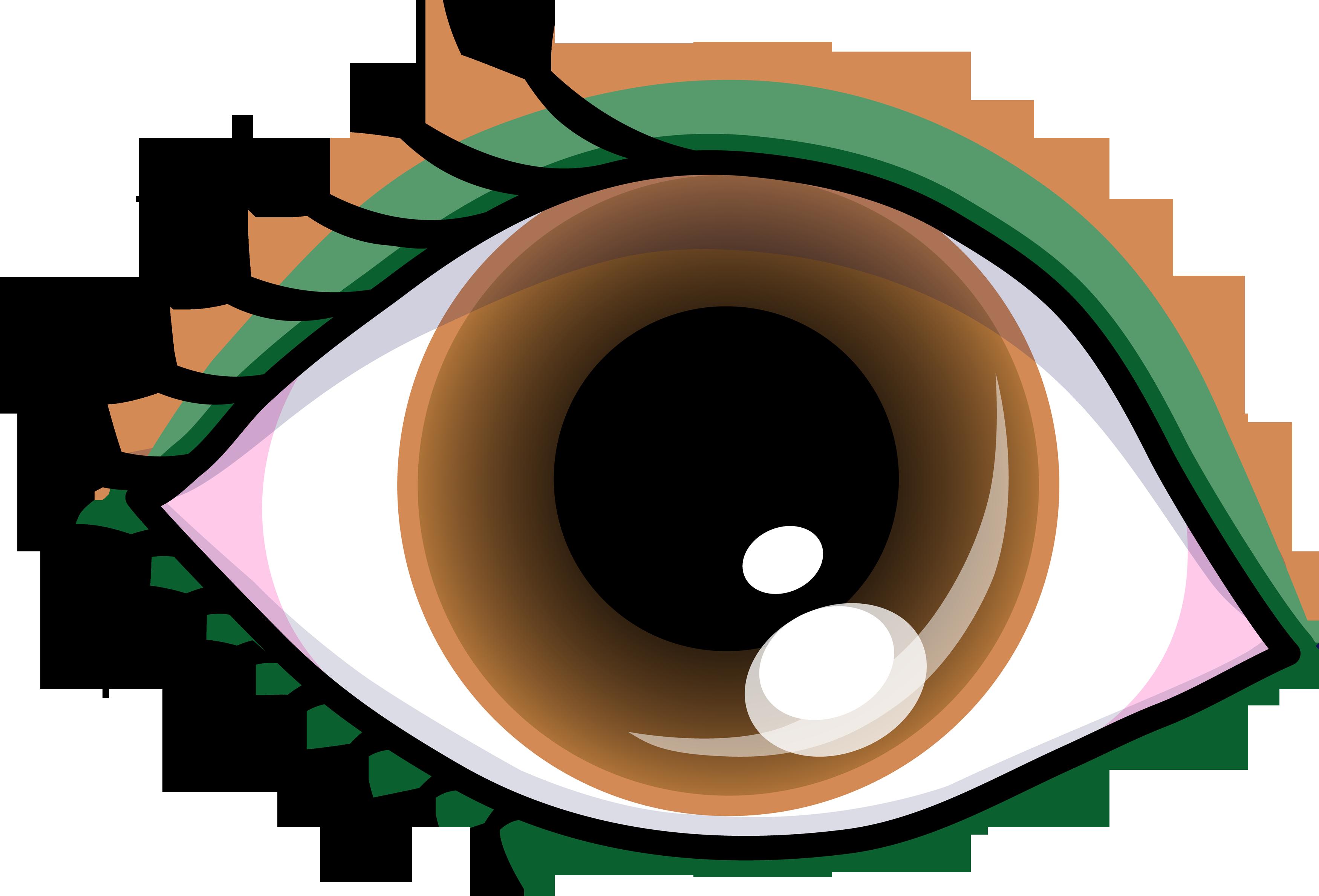 Lady clipart eyes. Makeup jokingart com eye