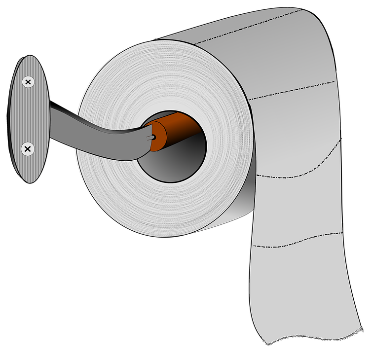 Toilet paper png clip. Lady clipart restroom