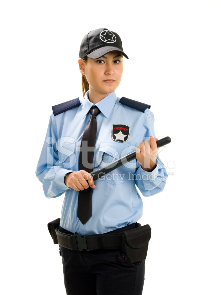 Woman stock photos freeimages. Lady clipart security guard