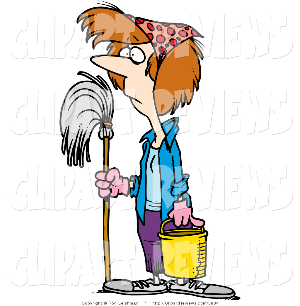 Lady clipart tired. Clip art of a