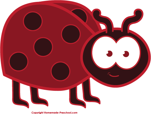 Ladybug clipart. Free click to save