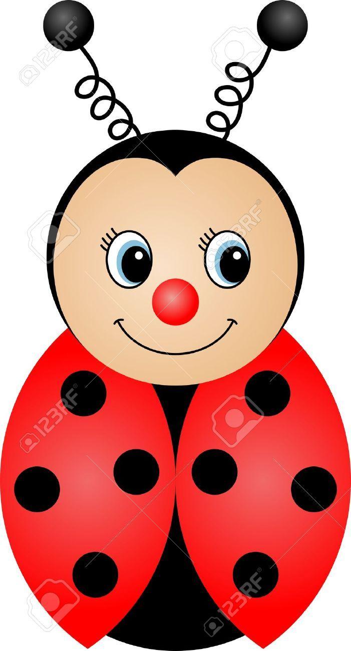 Ladybug clipart. Baby shower clip art