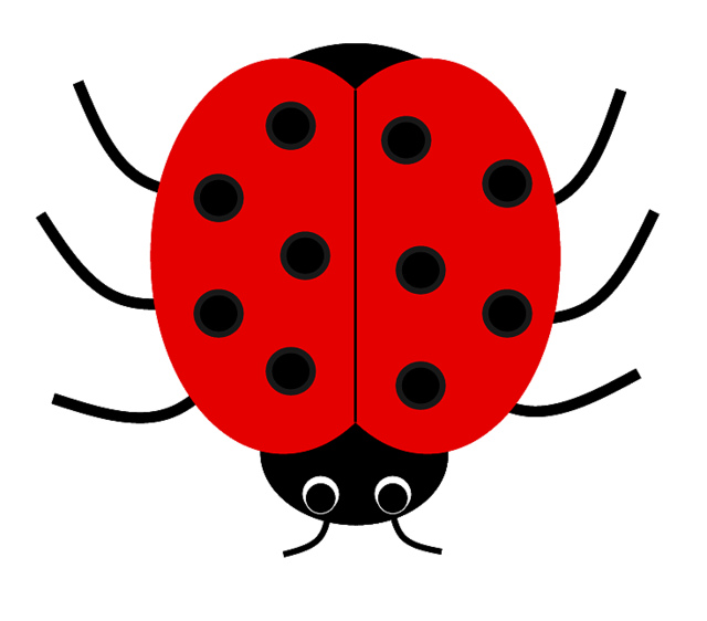 Free ladybug cliparts download. Ladybugs clipart pastel