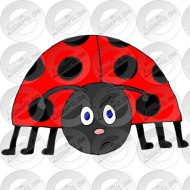 Ladybug clipart angry. Mad picture for classroom