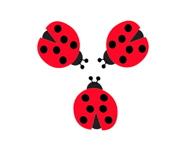 Ladybug clipart baby shower. Animal prints candy bag