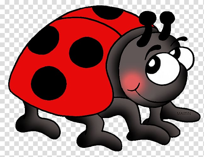 Ladybug clipart bettle. Ladybird the grouchy beetle