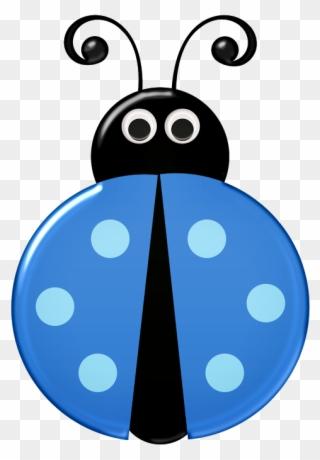 Ladybug clipart blue ladybug. Free png clip art
