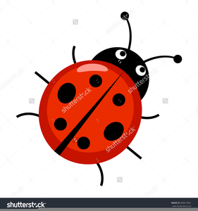 Cartoon ladybug free images. Ladybugs clipart cute