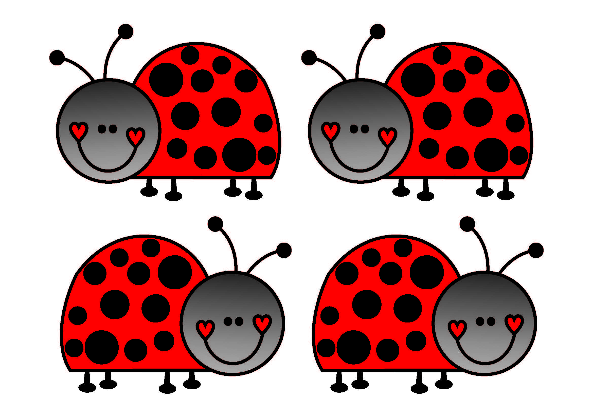Ladybugs clipart classroom decoration. Bulletin board ideas door