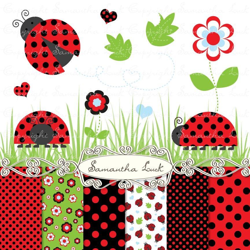 Ladybugs clipart classroom decoration. Ladybug theme themes and