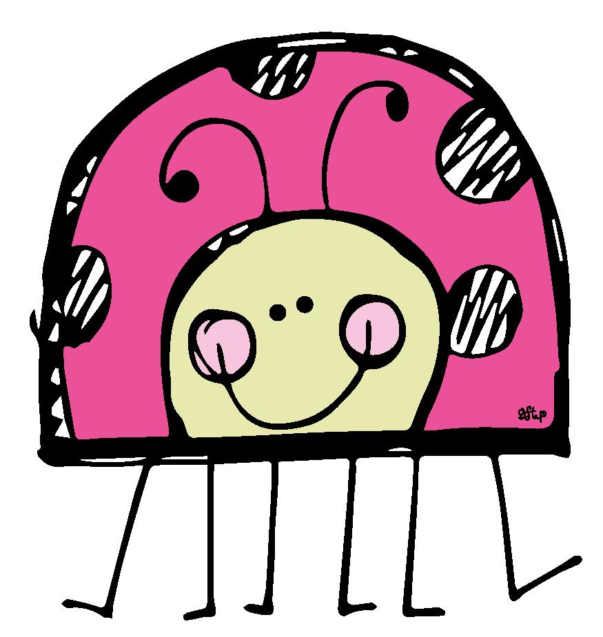Monday meet me pinterest. Ladybug clipart friendly