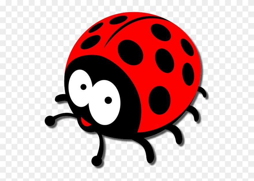 Ladybug clipart garden. Transparent image royalty free