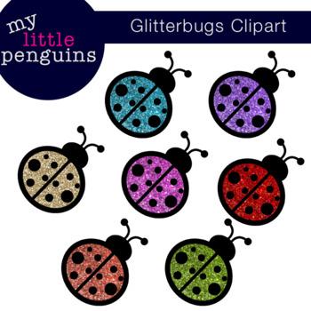 Ladybug clip art . Ladybugs clipart glitter