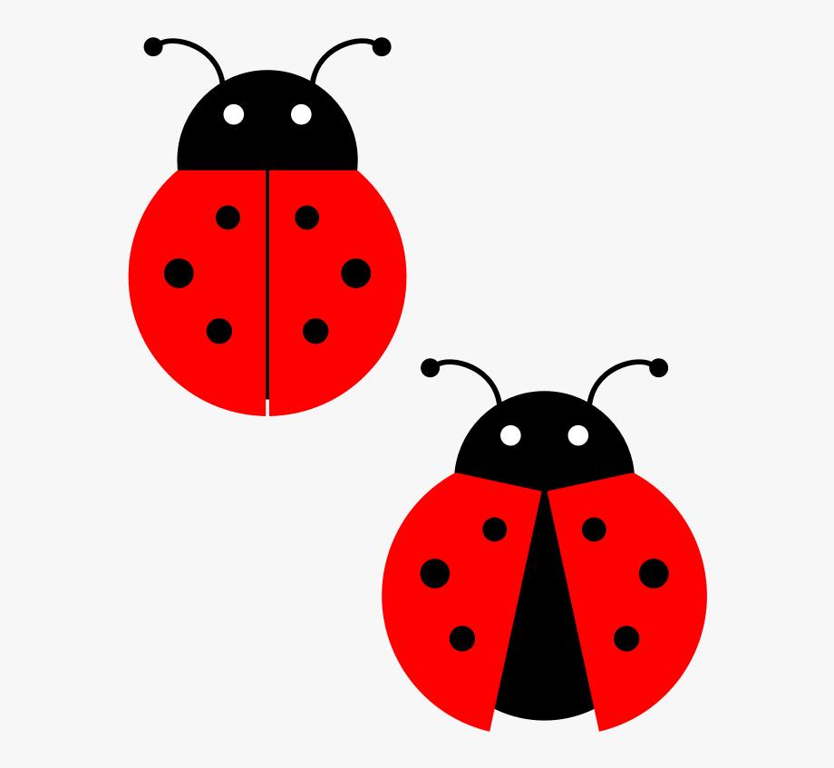 Lady bugs clip art. Ladybugs clipart junebug