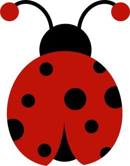 Free download clip art. Ladybug clipart kawaii