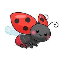 Ladybug google search maternal. Ladybugs clipart kawaii