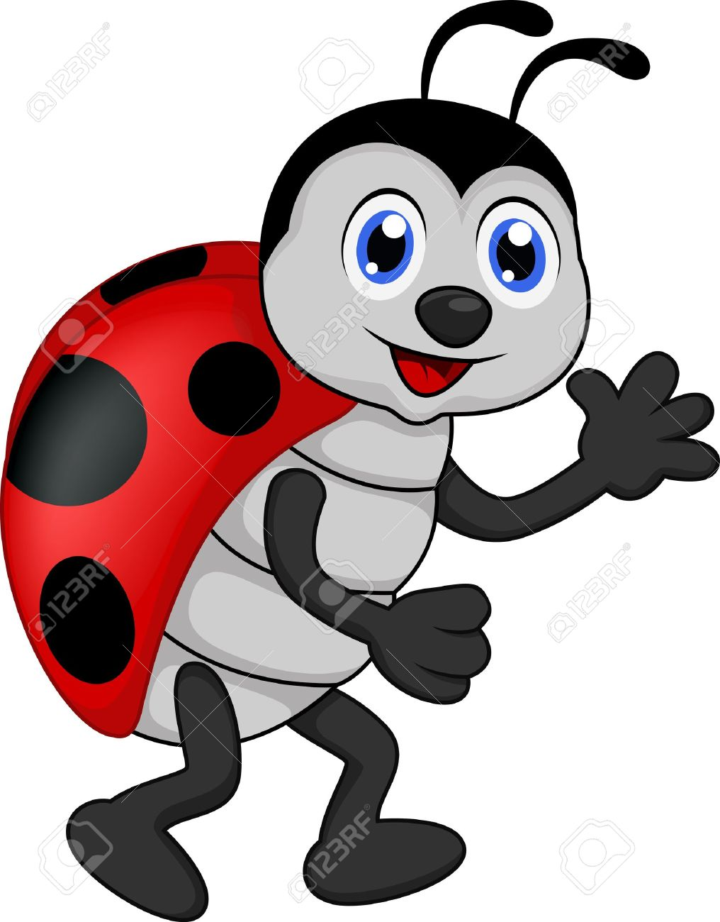 Ladybug clipart kid. Animated free download best