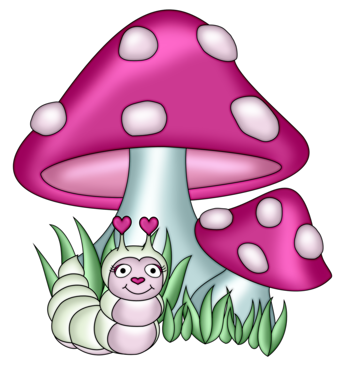Mushrooms clipart cute sun cartoon. Pps s png pinterest