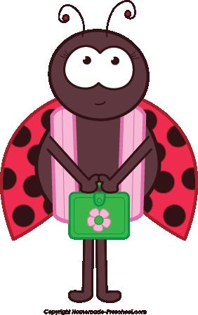 Ladybugs clipart school. Free ladybug