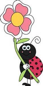 best clip art. Ladybug clipart september flower